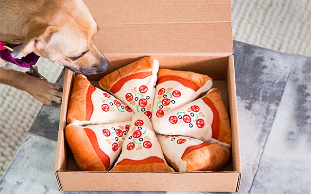9 Treats And Toys Dogs Who Love Food Will Adore Cute Dog Toys