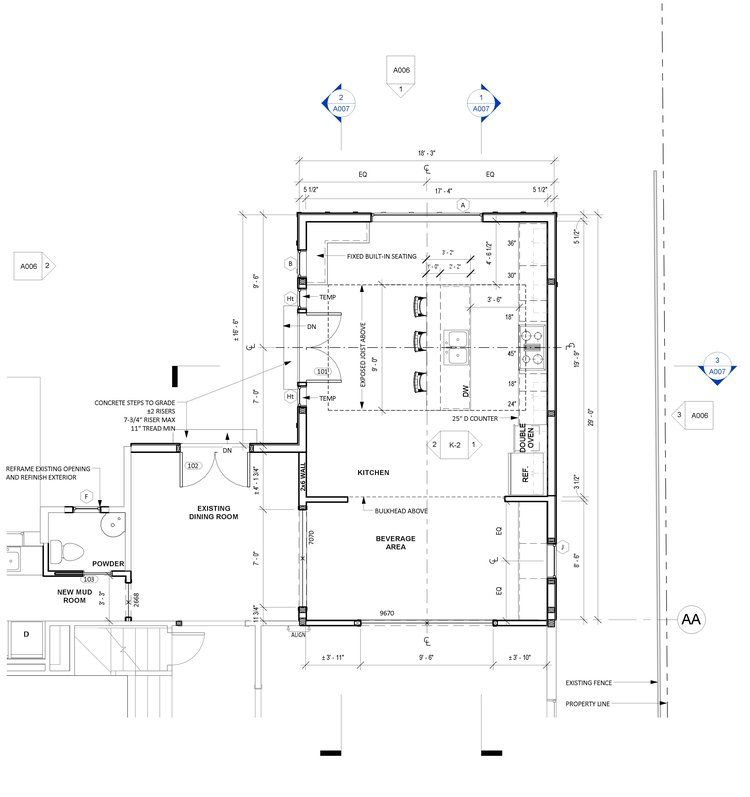 How To Read Floor Plans Mangan Group Architects Residential And Commercial Architects Takoma Park Md Floor Plans How To Plan House Plan Gallery