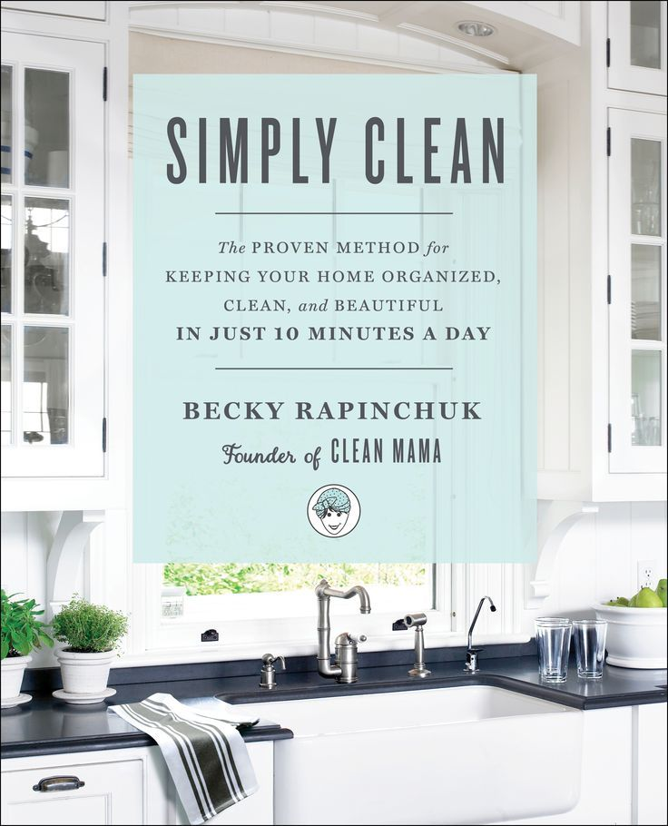 I'm so excited to be able to announce something that has been in the works for what feels like forever…..are you ready? I wrote a book! I wrote another BOOK! This book is a little part of my cleaning heart and passion for helping anyone find success in theircleaning and homekeeping.It's designed to be a... (read more...)