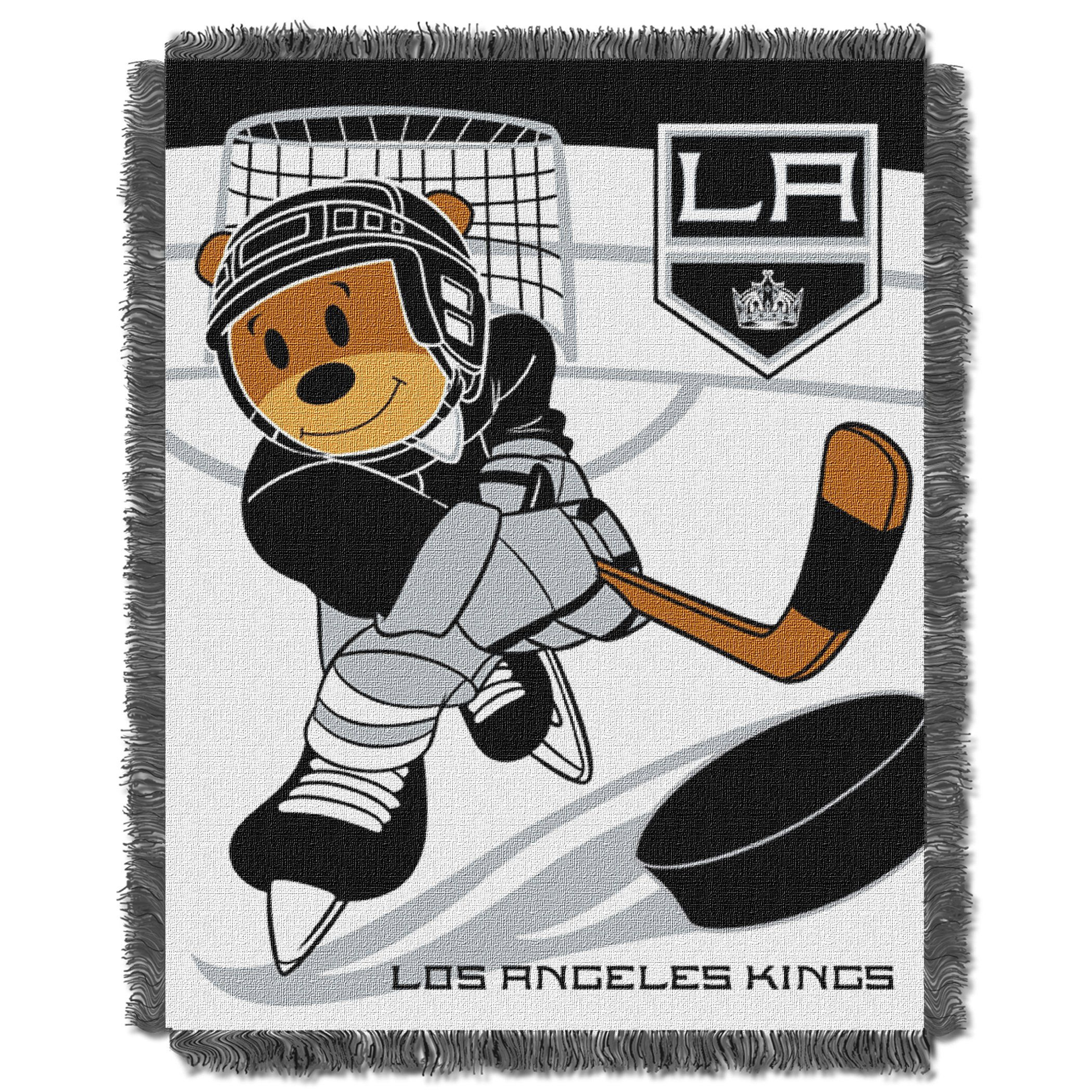 Kings Official National Hockey League Score Baby Baby 36 X 46