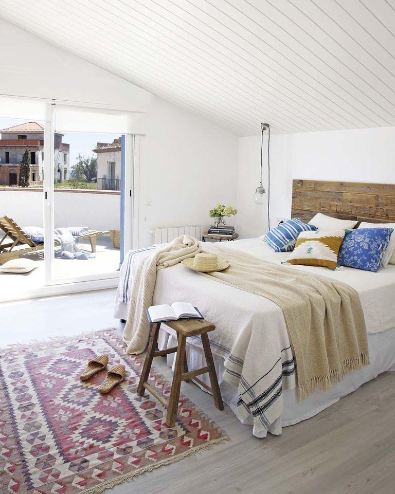 Une terrasse avec une vue époustouflante pour une maison espagnole