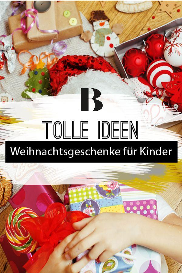 Tolle Weihnachtsgeschenke für Kinder finden | Klasse ...
