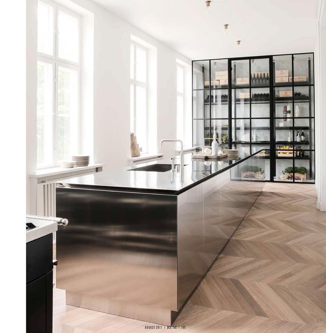 Instagram Cocinas Pinterest Revistas Y Cocinas # Muebles Cocina Zelari Nuzzi