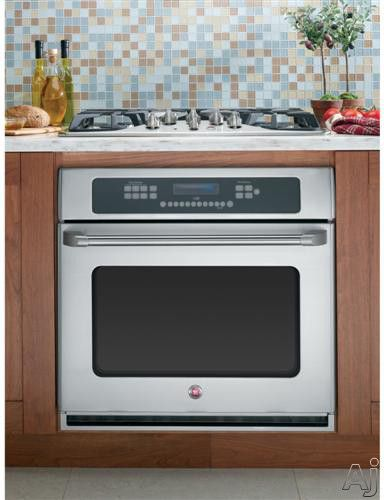 Love The Look Of A Built In Wall Oven With Cooktop Above