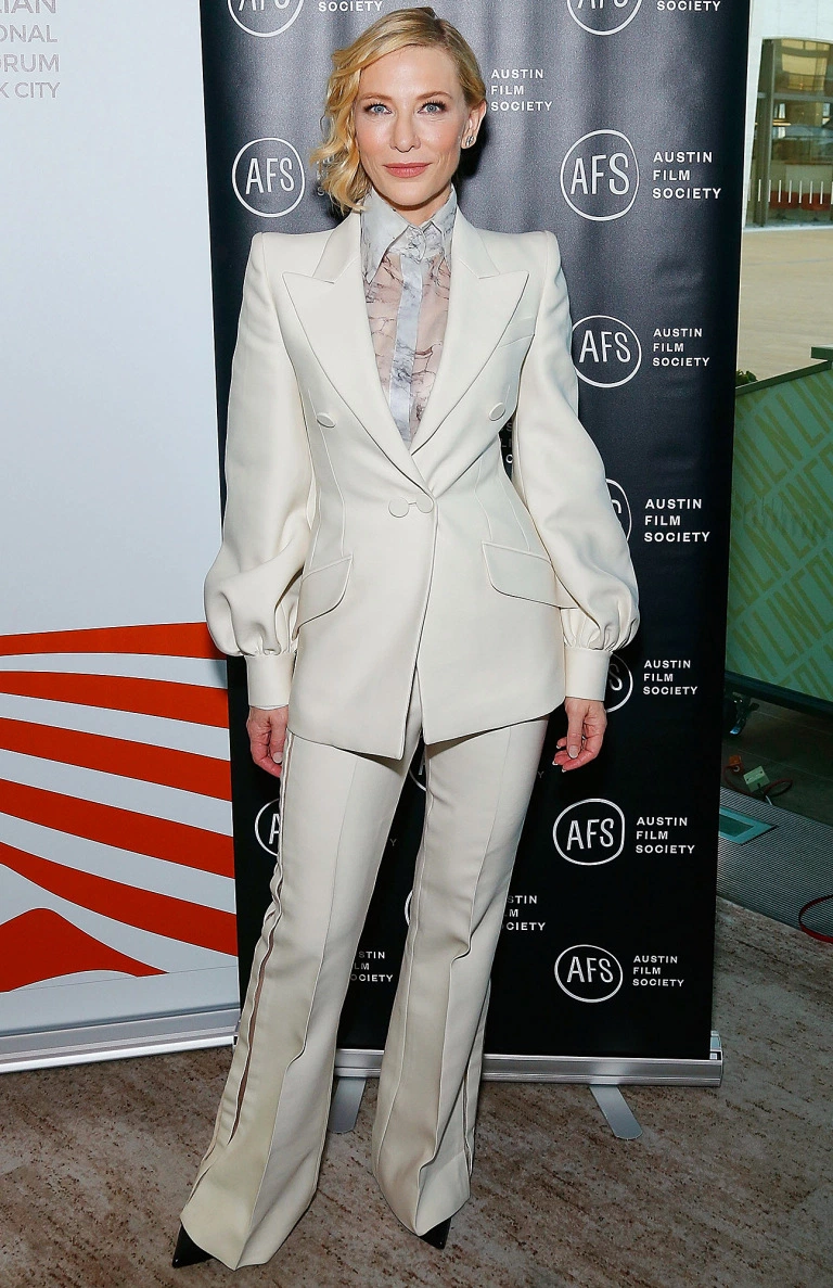 "Cate Blanchett in Fendi attends the ""Where'd You Go"