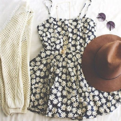 Laid out outfit