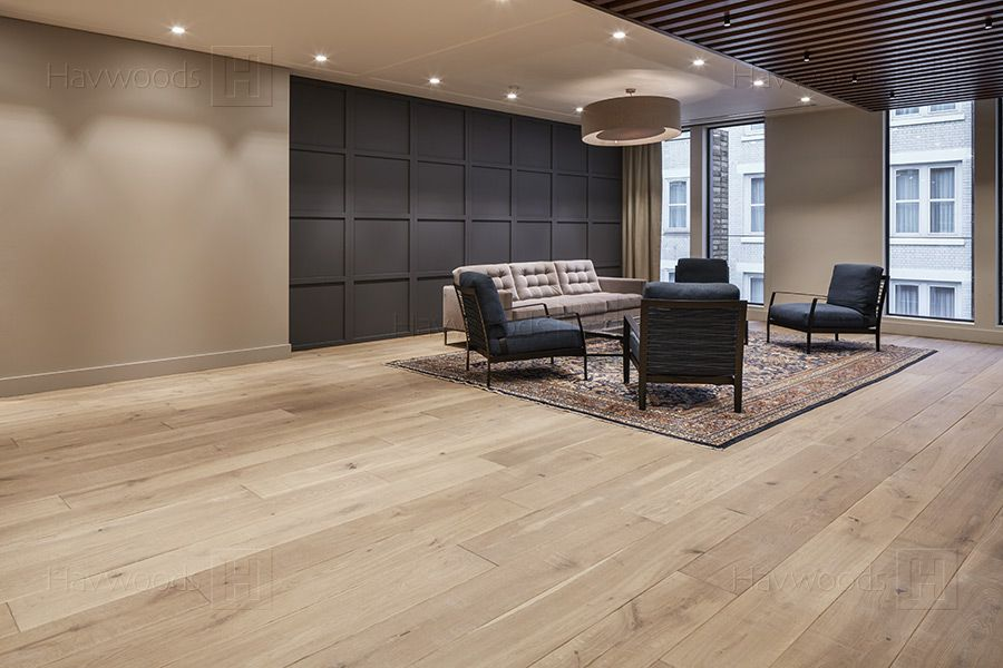 Investment Company London Engineered Wood Flooring New Loft