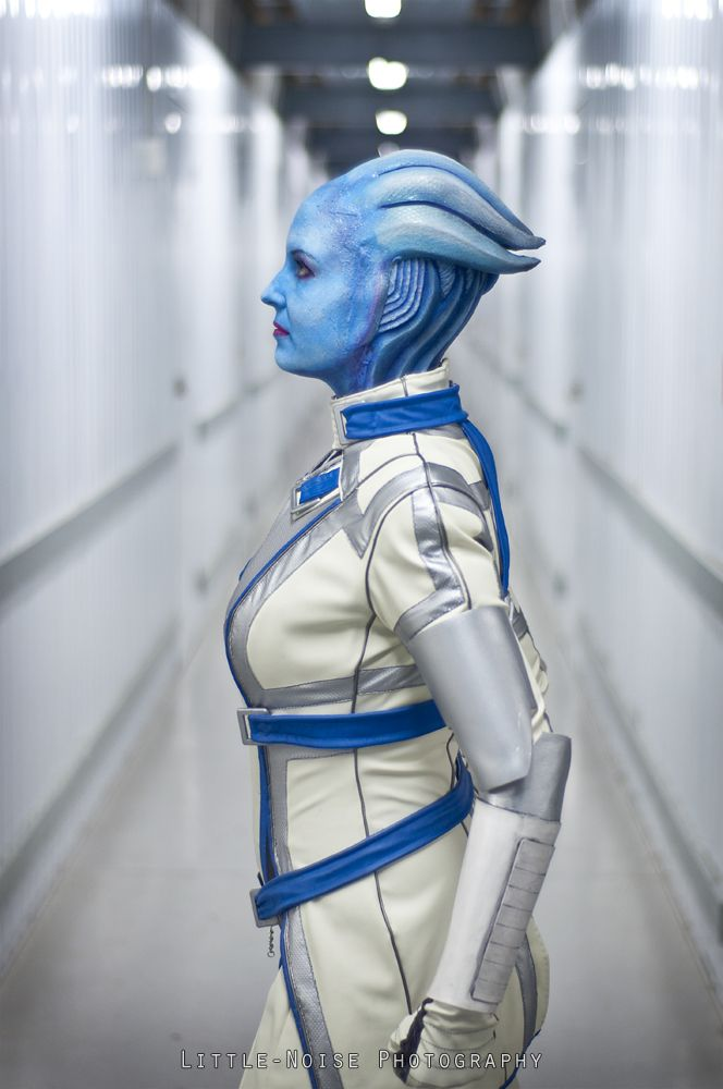 Mass Effect, Liara 04 by static-sidhe.deviantart.com