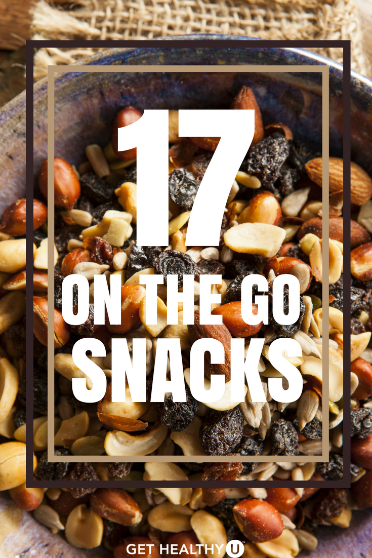 17 Healthy and Portable Snacks For Weight Loss images