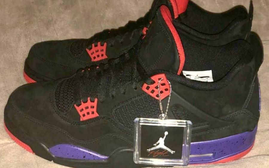 """A Closer Look at the Air Jordan 4 NRG """"Raptors""""  4746e1720"""