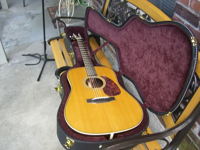 My C F Martin Hd 28v Was My First High End Acoustic Guitar