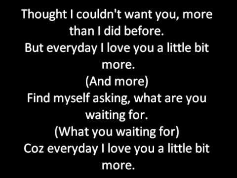 JLS - love you more, with lyrics - YouTube | Songs | Love
