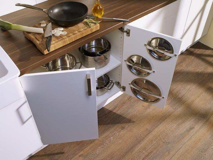 Stauraum für die Küche