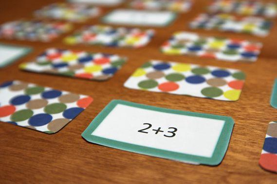 Math Memory Games Printables Memory Games Pbs Parents