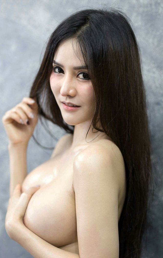 beauty boobs asian