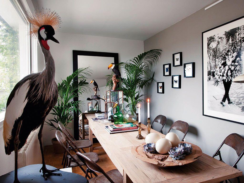 beside the bird Francisco Javier Alcain Lafite and Patrick Hansen Madrid apartment