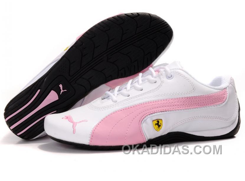 Women's Puma Ferrari In White Pink Price: - Air Jordan Shoes, 2017 New  Jordan Shoes, Michael Jordan Shoes