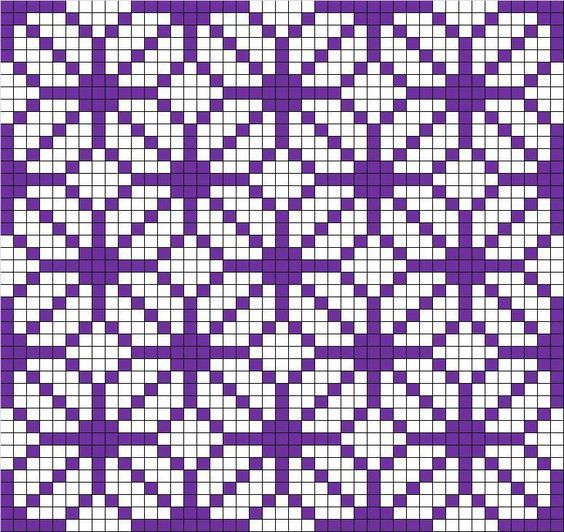tapestry pattern 2 colors pinterest muster strickmuster und topflappen. Black Bedroom Furniture Sets. Home Design Ideas