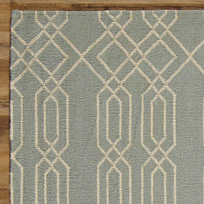 Libby Blue & Parchment Rug