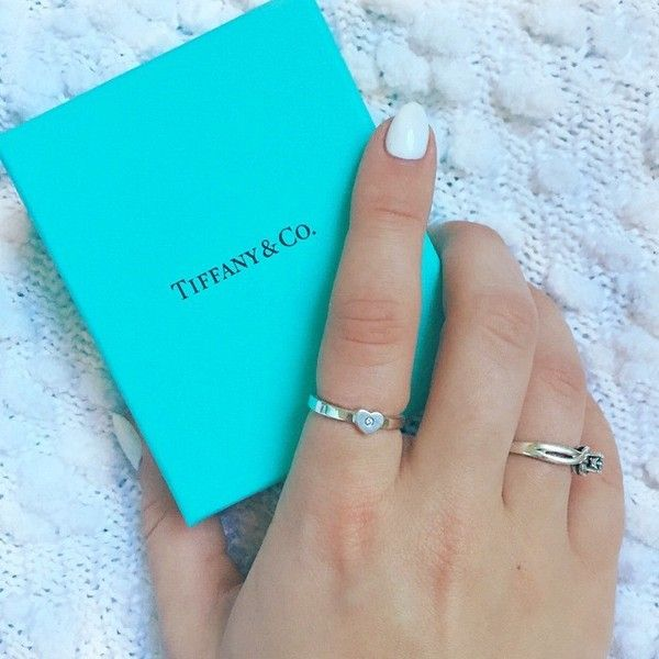 Alishamarie On Instagram Pretty Little Things I Have A New Addition To My Rings Thank You Melroseandpark For My Millio Pretty Cute Jewelry Tiffany And Co