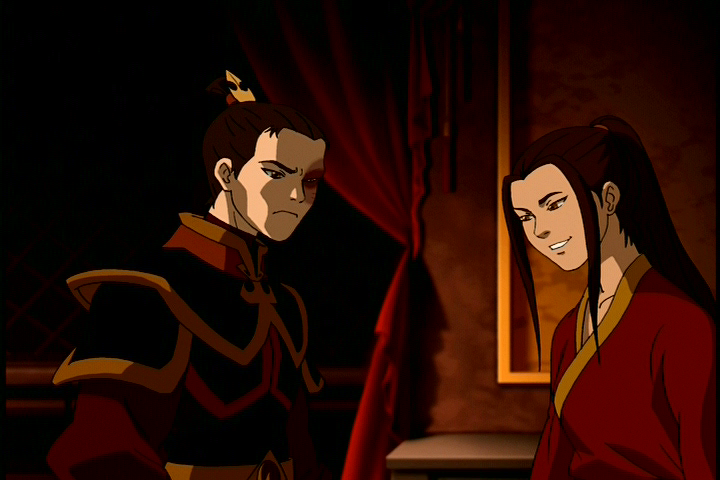 Photo of Zuko and Azula for fans of Avatar: The Last Airbender. | Avatar  azula, Zuko, The last airbender