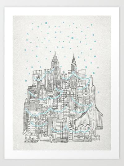 Winter in New York | Hello Polly