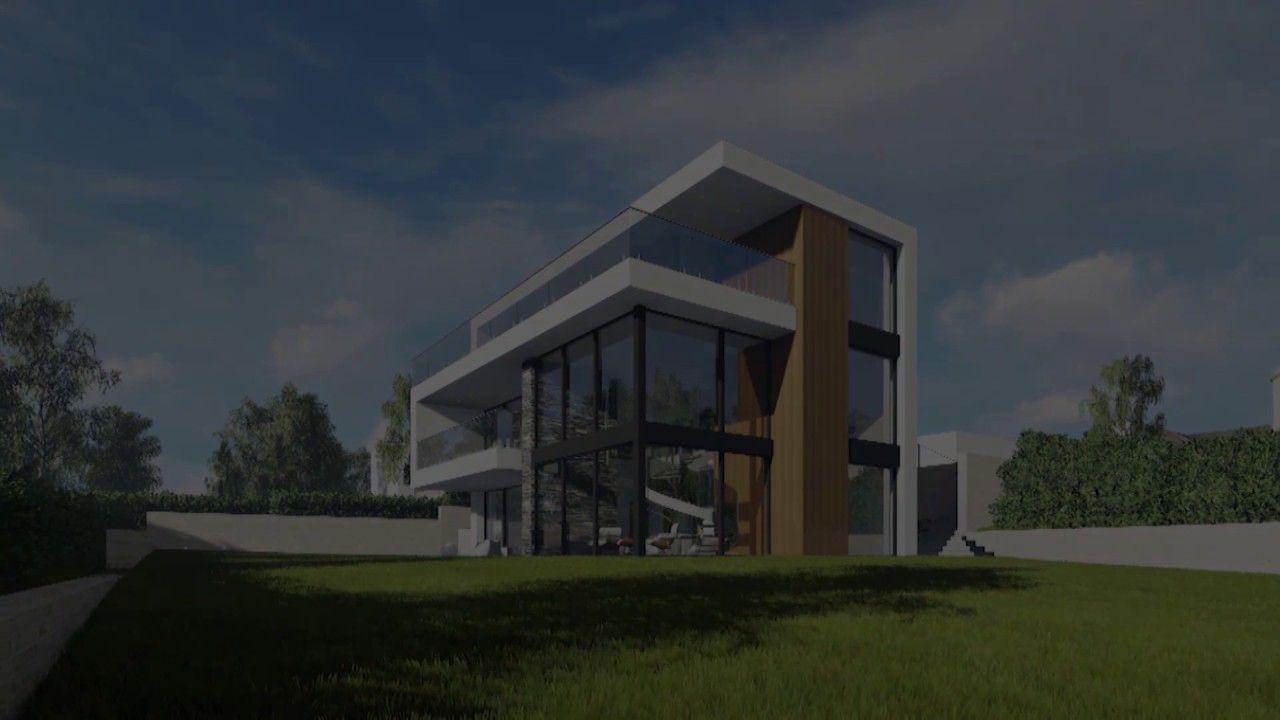 21 Villa Brussel In 2020 Best Modern House Design Luxury House Plans Modern House Design