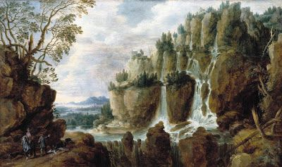 Burgundy Baron's Blog: Lucas van Uden paintings