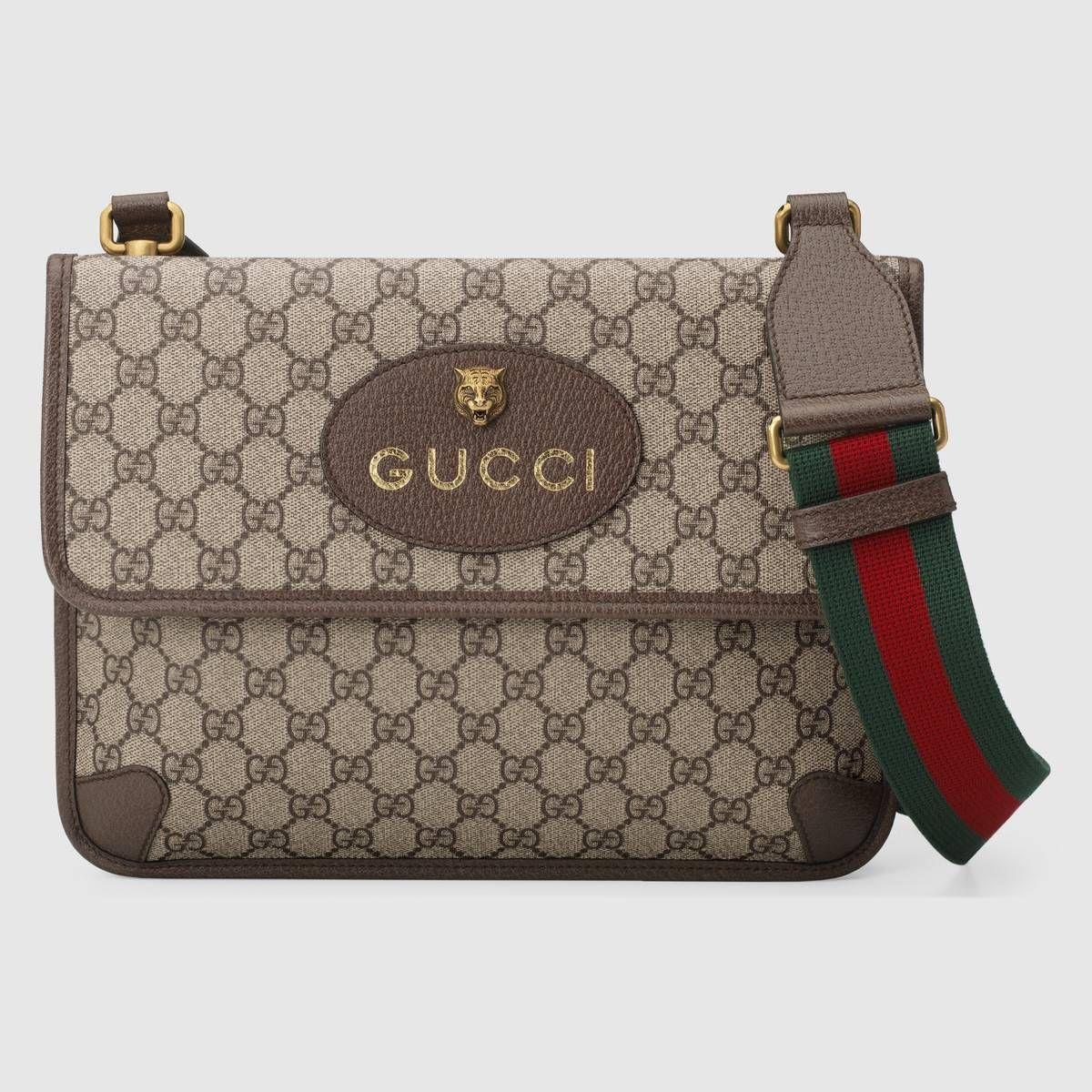 Photo of Gucci Neo Vintage messenger bag
