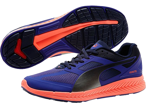 cbaa10f4fc6fee Puma launched the new Ignite with marketing geared towards highlighting the  midsole foam. We took the Puma Ignite out for several runs to see if we  could ...
