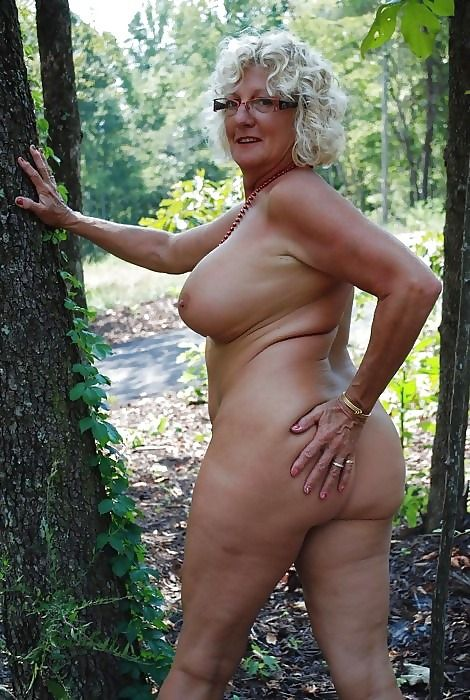Nude granny images