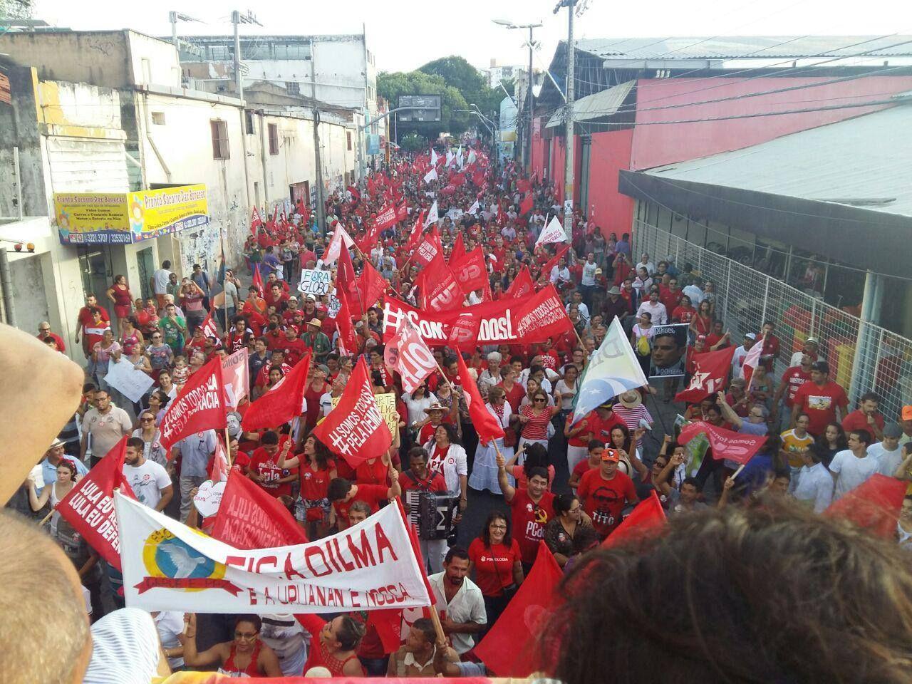 Fortaleza (CE). Foto: Geciola Fonseca / Mídia Ninja