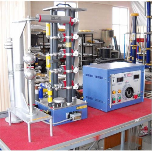 High Voltage Laboratory Systems Devices High Voltage Laboratory High