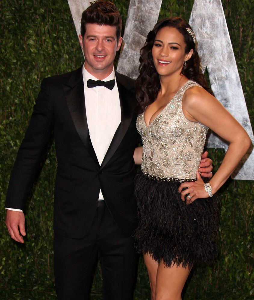 Interacial Complete robin thicke and paula patton | ·g o a l s· | pinterest | robin thicke