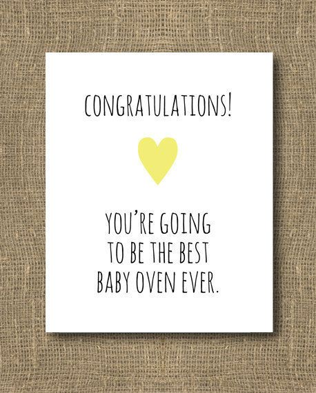 34 Hilariously Honest Cards For Pregnant Moms To Be Hilarious Baby