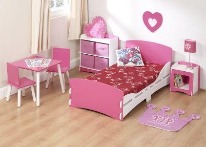 Kidsaw blush eigentijdse meisjes kamer in een leuke stijl leuke kamers pinterest room - Bed kamer ...