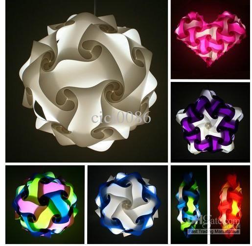 2020 Wholesale Iq Puzzle Light Iq Jigsaw Lights Party Light Medium Size Diameter 330mm From Cici0086 64 83 Dhgate Com Puzzle Lights Infinity Lights Party Lights