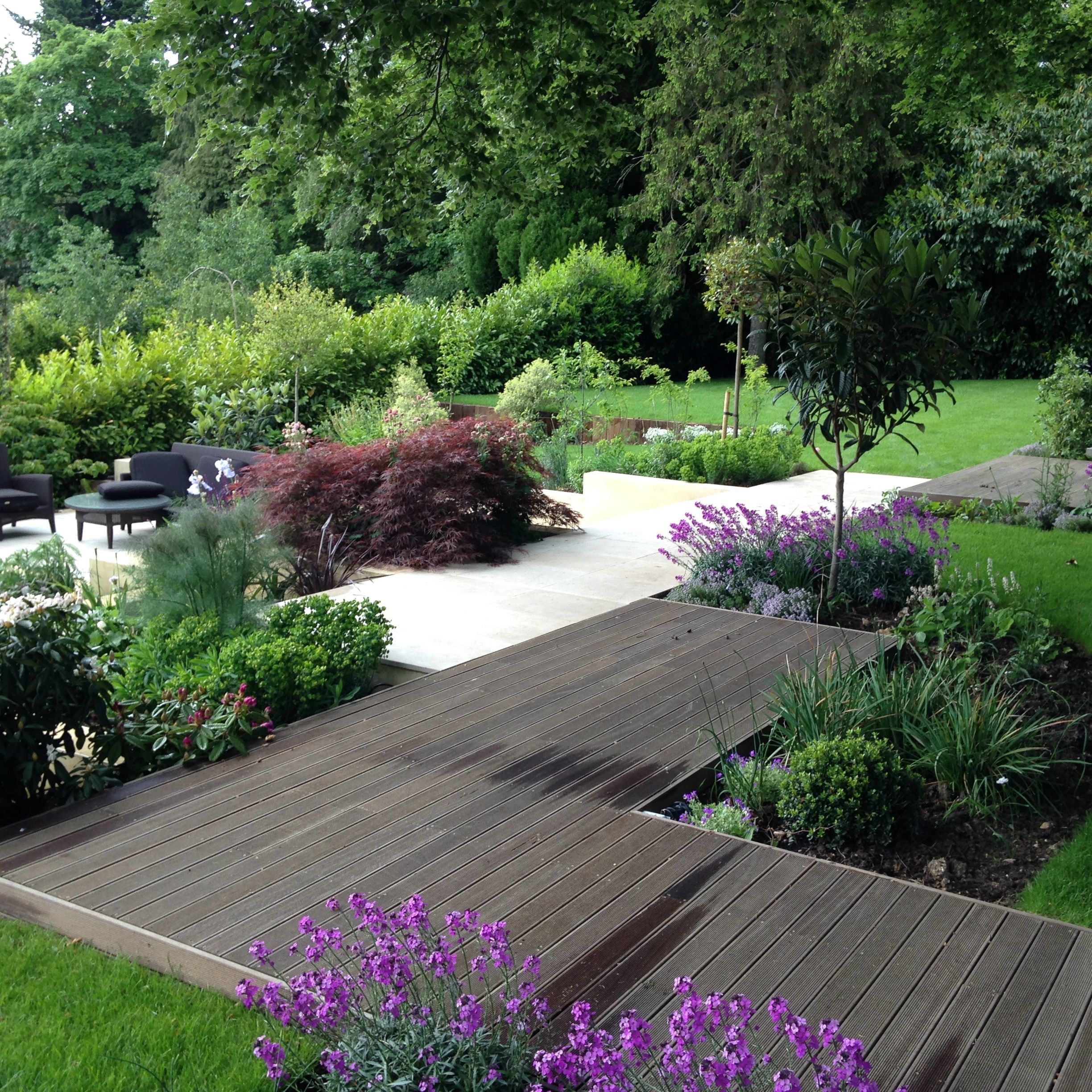 Unexpected Landscape Design Elements Like Putting Greens, Water Features #Landscaping