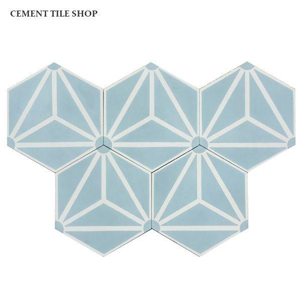 Cement Tile Shop - Handmade Cement Tile | Tess I | In stock