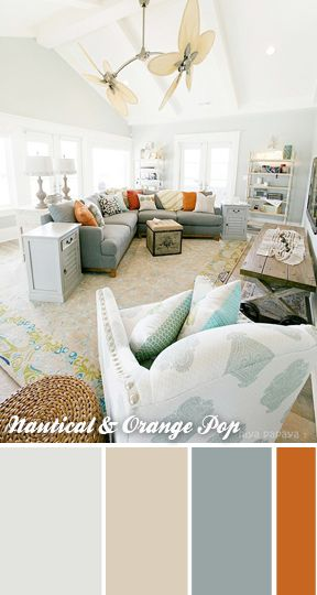Palette Inspired By A Breezy Beach Living Room Yellow Living Room Colors Pastel Colors Living Room Beach Theme Living Room