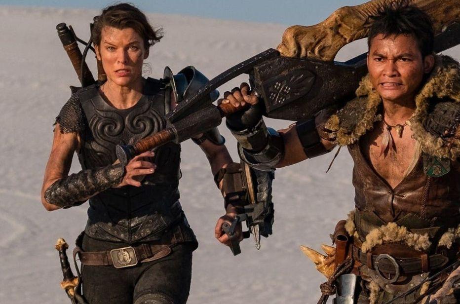 Monster Hunter 2020 Full Cast In 2020 Latest Hollywood Movies Monster Hunter Monster Hunter Movie