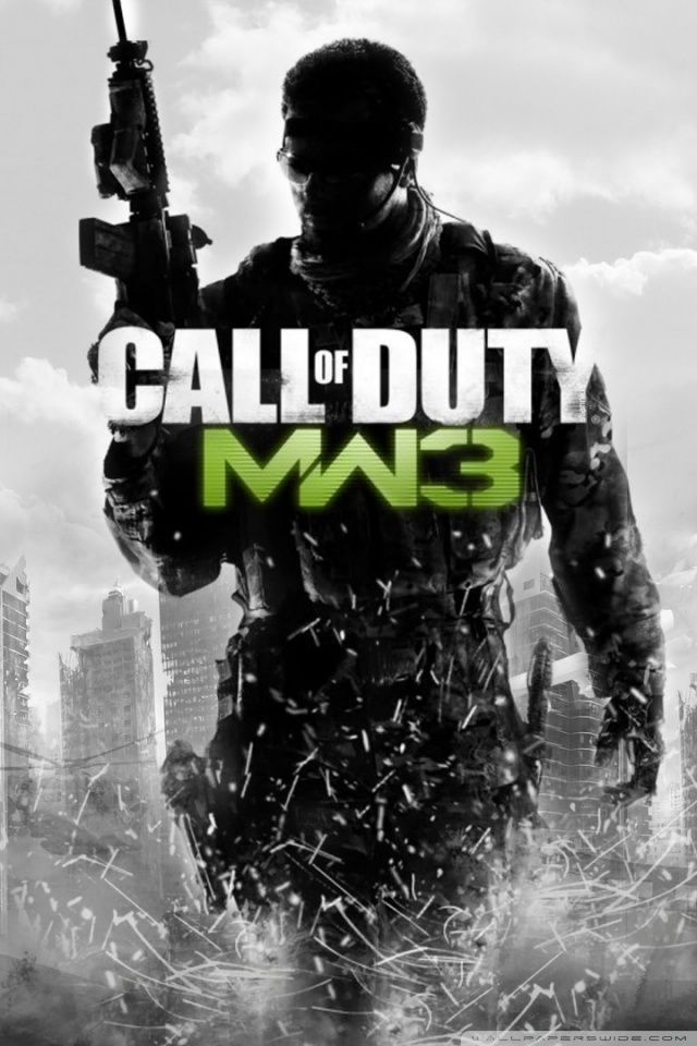 Call Of Duty Modern Warfare 3 Hd Desktop Wallpaper