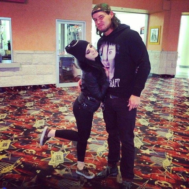 Paige & Baron Corbin of NXT   Wrestling   Pinterest ...