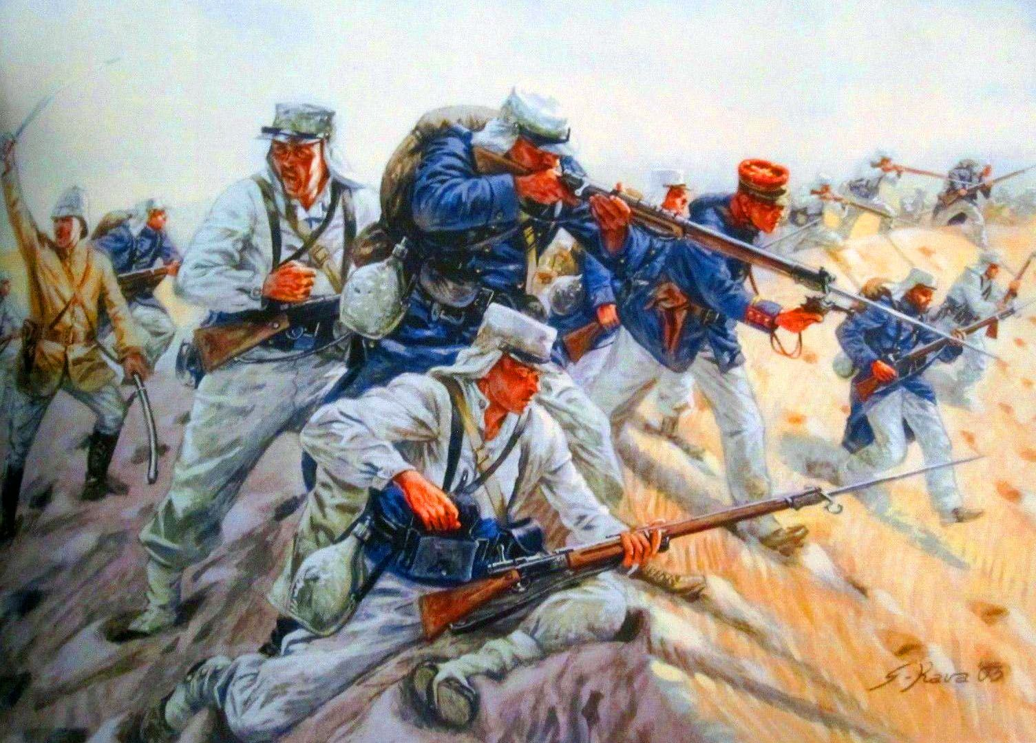 Brutal Firsthand Account of the French Foreign Legion's Assault On An Algerian City (1837)