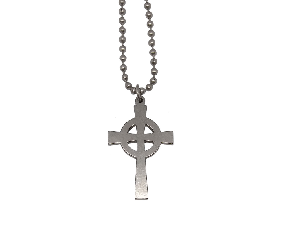 Military Edition Celtic Cross Anhänger  The Celtic Croft  gewidmet   Military Edition Celtic Cross Anhänger  The Celtic Croft  Dem Erbe gewidmet  Celtic Jewel