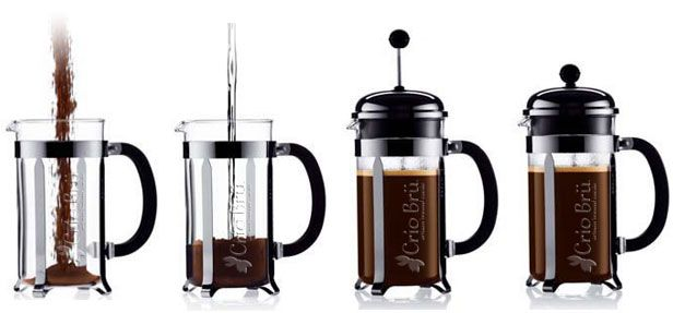 Guide To Handcrafted French Press Coffee A Sip Of In The Morning Is Enough Make Good Start Your Day Know Process N Enjoy