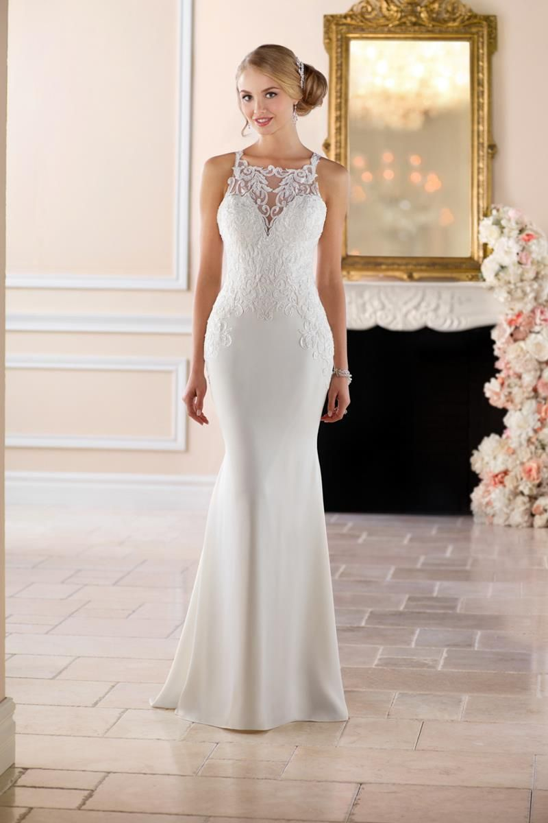 6404 Wedding Dress from Stella York | hitched.co.uk | Wedding Goals ...