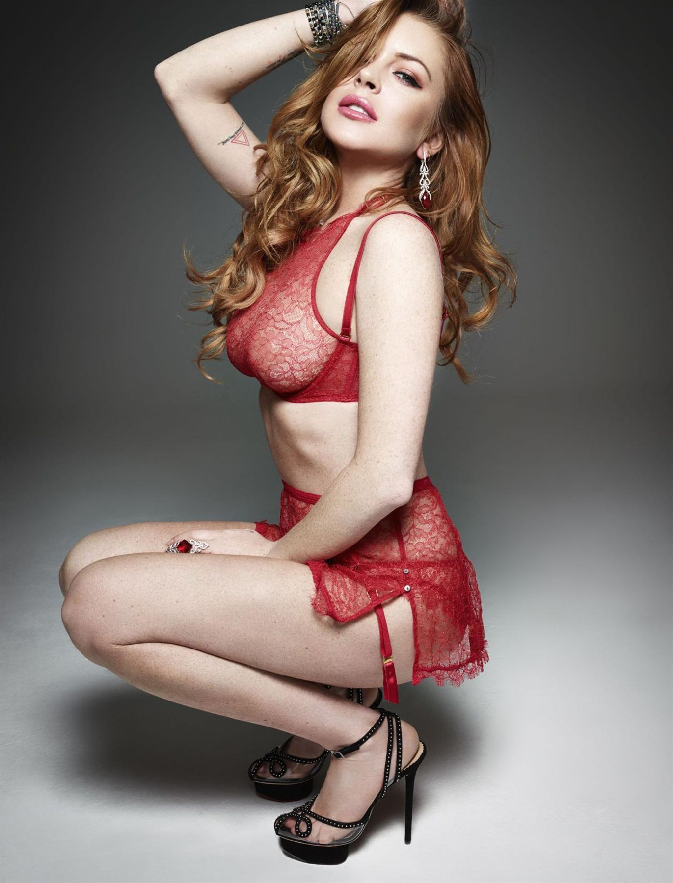 The Sexiest Lindsay Lohan Pic Of All Time naked (83 image)
