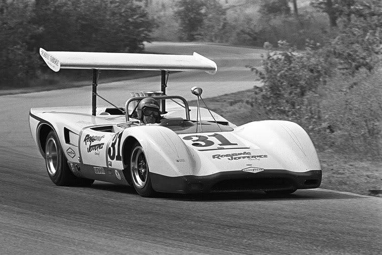 Peter Revson Lola T163 Chevrolet RobbinsJefferies