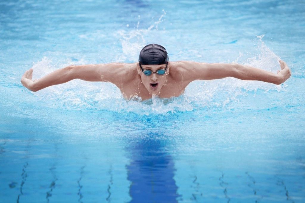 The long term benefits of swimming pool workout